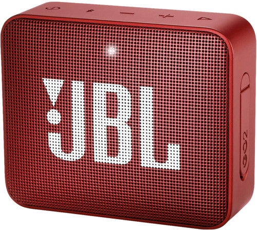 JBL Go 2 Red Main Image
