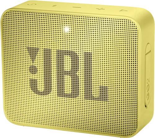 JBL Go 2 Yellow Main Image