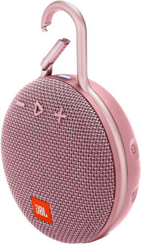 JBL Clip 3 Pink Main Image
