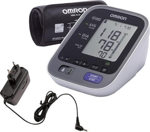 Omron M7 Intelli IT + Adapter Main Image