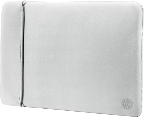 HP 14-Inch Reversible Sleeve Black/Silver Main Image