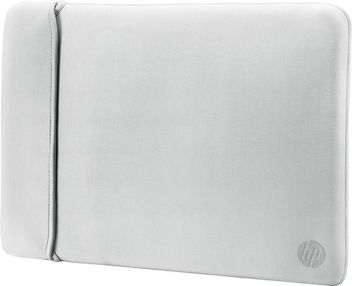 """HP 14"""" Reversible Sleeve Zwart/Zilver Main Image"""
