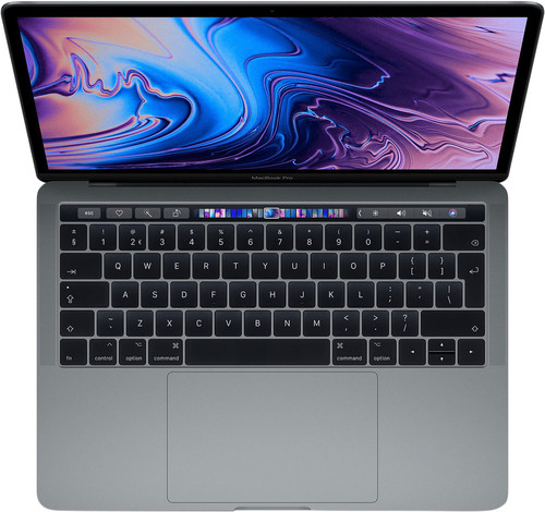 Apple MacBook Pro 13'' Touch Bar (2018) 16GB/2TB 2,7GHz Space Gray Main Image