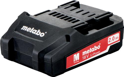 Metabo Battery 18V 2.0 Ah Li-Ion Main Image