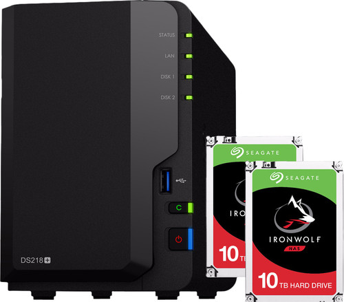 Synology DS218+ 20TB Main Image