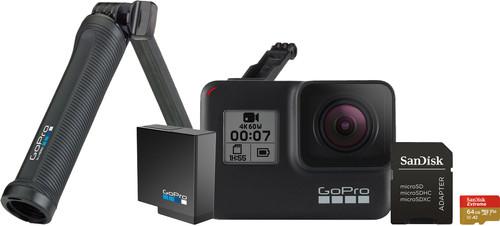 GoPro HERO 7 Black - Starterskit Main Image