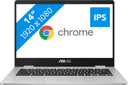 Asus Chromebook C423NA-EB0049 Main Image