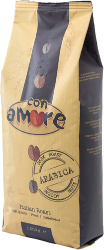 Caffe Con Amore Arabica coffee beans 1 kg Main Image