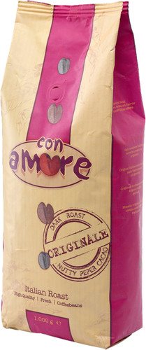 Caffe Con Amore Decaffeinato koffiebonen 1 kg Main Image