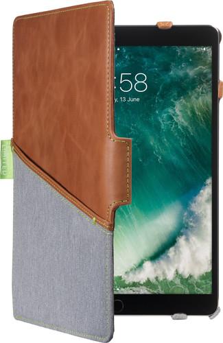 Gecko Covers Limited Apple iPad Pro 10.5 en Apple iPad Air (2019) Book Case Bruin Main Image