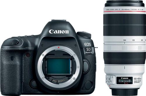 Canon EOS 5D Mark IV + EF 100-400mm f/4.5-5.6L IS II USM Main Image