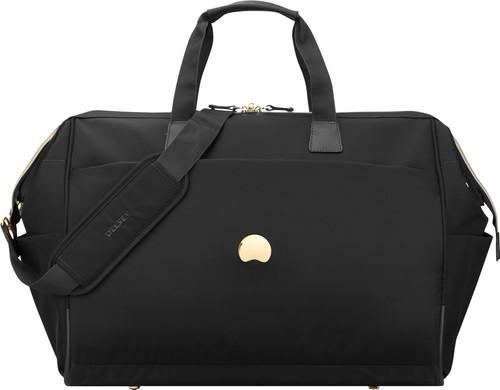Delsey Montrouge Cabin Duffle Bag Black Main Image