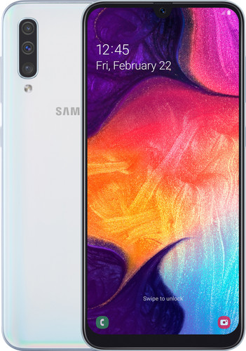 Samsung Galaxy A50 Wit Main Image