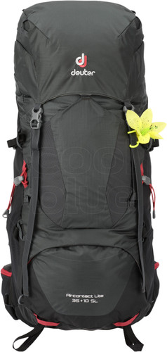 Deuter Aircontact Lite 35L + 10L Graphite/Black - Slim Fit Main Image