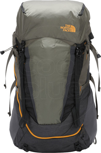 The North Face Terra 55L TNF Dark Grey Heather/New Taupe - Slim Fit Main Image