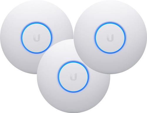 Ubiquiti Unifi UAP-nanoHD 3 Pack Main Image
