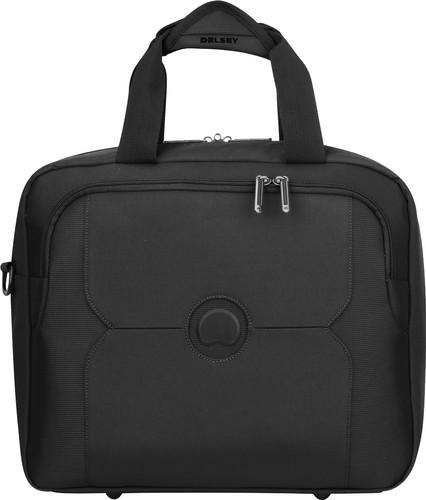 Delsey Mercure Reporter Bag Black Main Image