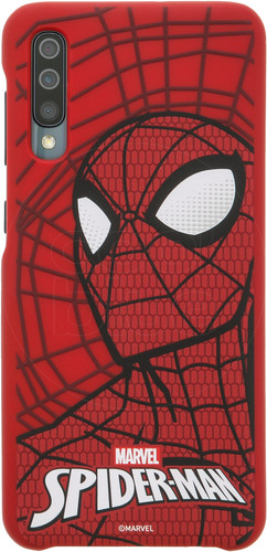 Samsung Marvel Galaxy A50 Smart Cover Spider-Man Main Image