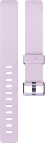 Fitbit Inspire/Inspire HR Watch Strap Plastic Purple L Main Image