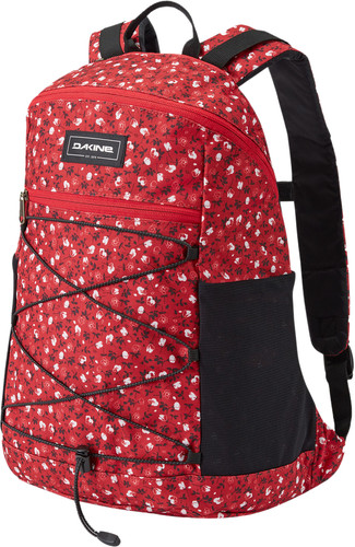 Dakine WNDR Pack Crimson Rose 18L Main Image