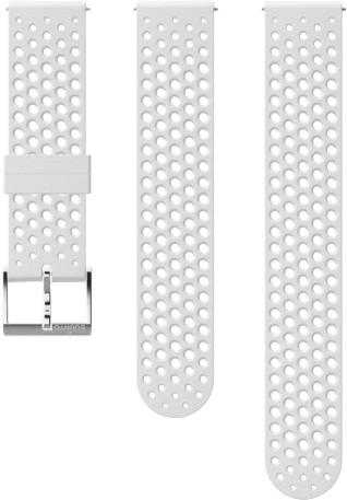 Suunto Athletic 1 20mm Band Silicone White Main Image