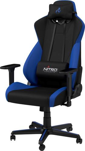 Nitro Concepts S300 Gaming Chair - Galactic Blue Main Image