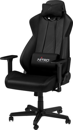 Nitro Concepts S300 EX Gaming Stoel - Stealth Black Main Image
