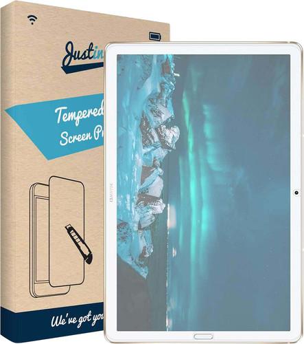 Just in Case Gehard Glas Huawei MediaPad M6 10.7 Inch Screenprotector Main Image