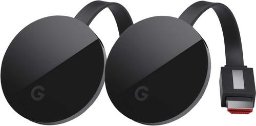 Google Chromecast Ultra Duo Pack Main Image