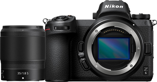 Nikon Z6 + FTZ Adapter + Nikkor Z 35mm f/1.8 S Main Image