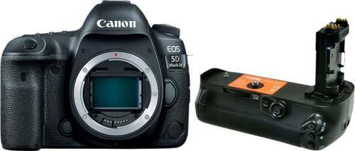 Canon EOS 5D Mark IV + Jupio Battery Grip (BG-E20) Main Image