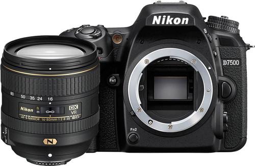 Nikon D7500 + Nikon AF-S 16-80mm f/2.8-4 ED VR Main Image