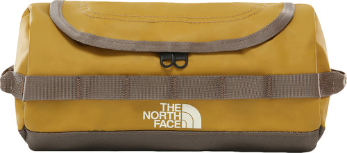 The North Face Base Camp Travel Canister Toiletbag S British Khaki/Weimaraner Brown Main Image