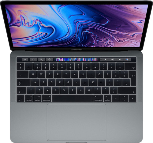Apple MacBook Pro 13 inches Touch Bar (2019) 8/128GB 1.7GHz Space Gray Main Image