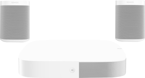 Sonos Playbase 5.0 + One (x2) Wit Main Image