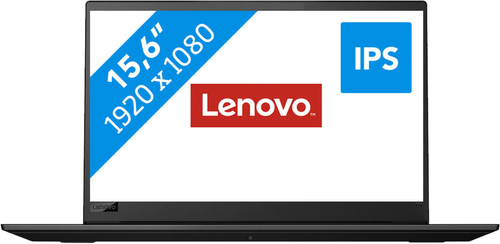 Lenovo ThinkPad X1 Extreme - 20QV001GMH Main Image