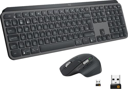Logitech MX Keys Toetsenbord + Logitech MX Master 3 Main Image