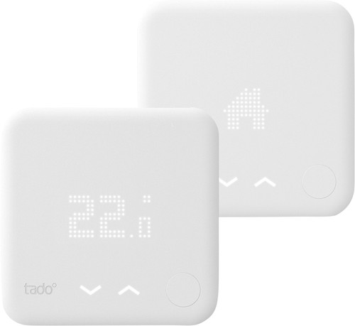 Tado Slimme Thermostaat V3+ + Multi-Zone Main Image
