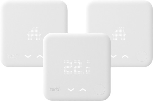 Tado Smart Thermostat V3+ + Multi-Zone Duo Pack Main Image