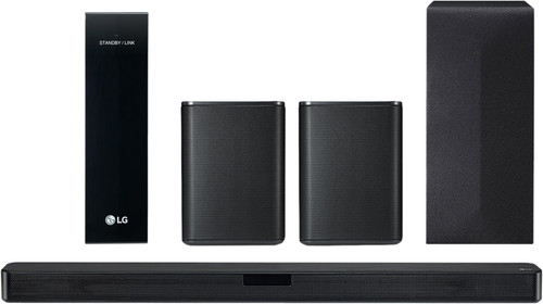 LG SL4YG + LG SPK8 Main Image