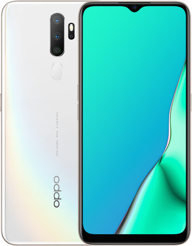 OPPO A5 (2020) Wit Main Image
