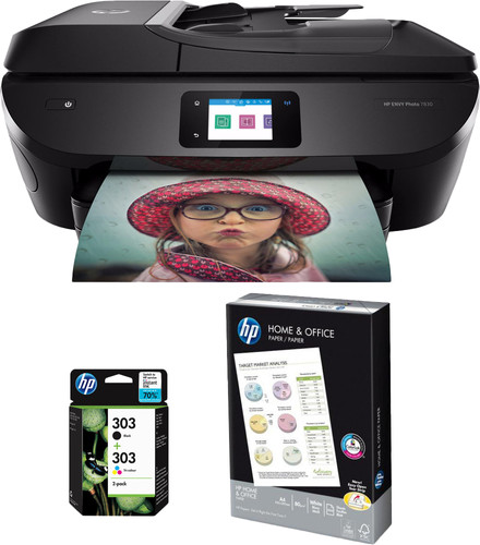 HP Envy 7830 starter pack Main Image