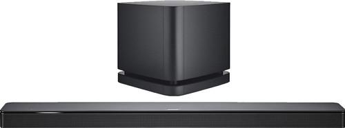 Bose Soundbar 500 + Bass Module 500 Main Image