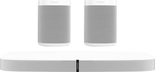 Sonos Playbase 5.0 + One SL (2x) Wit Main Image