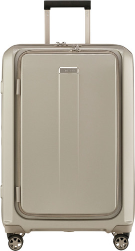 Samsonite Prodigy Expandable Spinner 69cm Ivory Gold Main Image