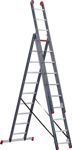 Altrex All-round 3 x 10 Reform Ladder Coated Main Image
