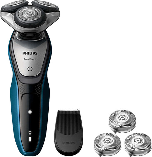 Philips Series 5000 Aquatouch S5420/06  + Philips SH50/50 Main Image