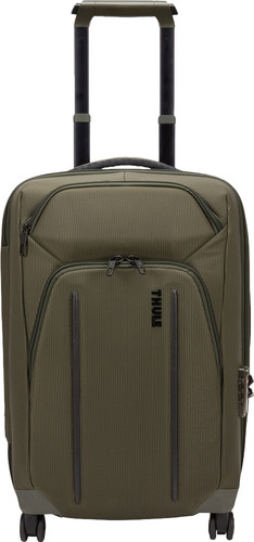 Thule Crossover 2 Carry-on Expandable Spinner 55cm Forest Night Main Image
