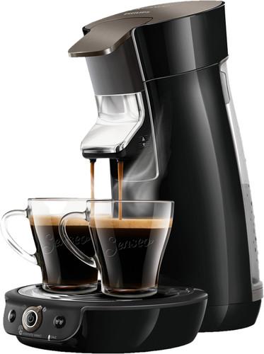 Philips Senseo Viva Café Duo Select HD6564/60 Zwart Main Image
