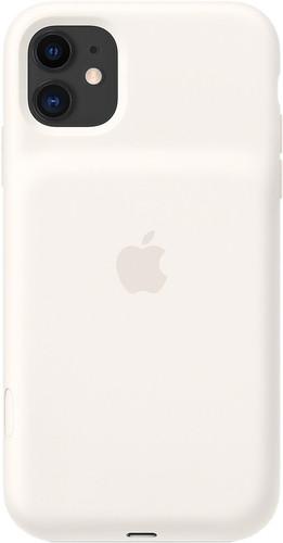 Apple iPhone 11 Smart Battery Case met Draadloos Opladen Wit Main Image